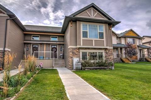 Townhouse for sale at 156 Wildrose Heath Unit He Strathmore Alberta - MLS: C4281554