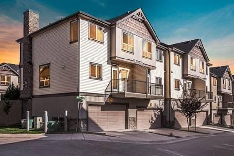Townhouse for sale at 198 Kincora Heath Northwest Unit He Calgary Alberta - MLS: C4265262