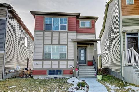 House for sale at 53 Cornerstone Heath Northeast Unit He Calgary Alberta - MLS: C4275418