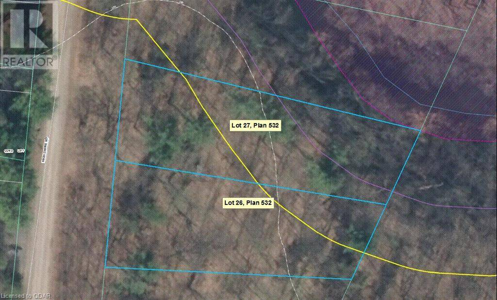 Residential property for sale at  High Shore Rd West Marmora And Lake Ontario - MLS: 218270