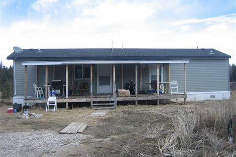 House for sale at  Hwy 22 Hy Rural Clearwater County Alberta - MLS: C4239638