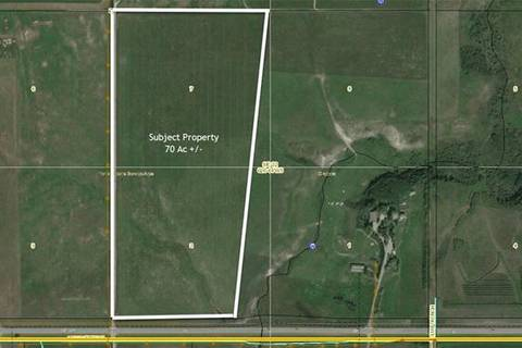 Home for sale at 0 Highway 7 Hy West Rural Foothills County Alberta - MLS: C4278526