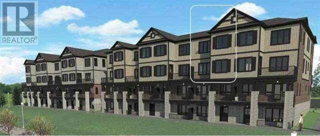 Townhouse for sale at 160 Rochefort St Unit I101 Kitchener Ontario - MLS: 30725729