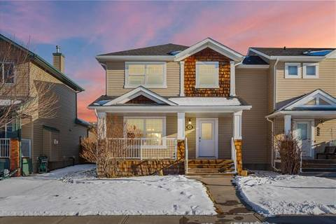 Townhouse for sale at 205 Lakeview Inlet Unit In Chestermere Alberta - MLS: C4278786