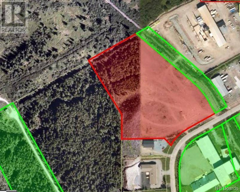 Residential property for sale at  Industrial Pk Saint John New Brunswick - MLS: NB040813