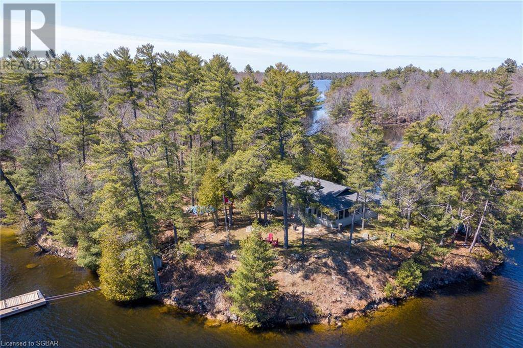 House for sale at  Island 1040/little Beausoleil  Honey Harbour Ontario - MLS: 235475