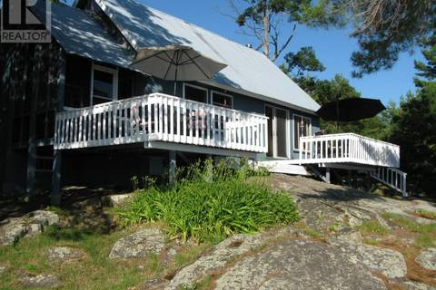 House for sale at 5674 Island 1040/little Beausoleil Is Honey Harbour Ontario - MLS: SG1715365