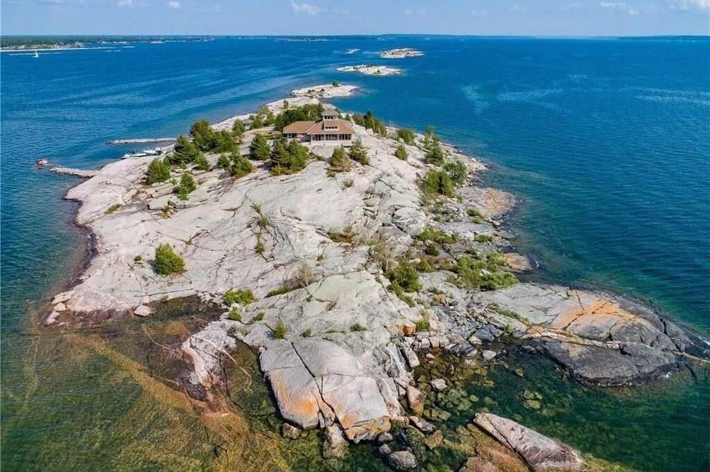 House for sale at Island 136 Esh Pa Be Kong Island, Georgian Bay Island  Georgian Bay Ontario - MLS: 30825584