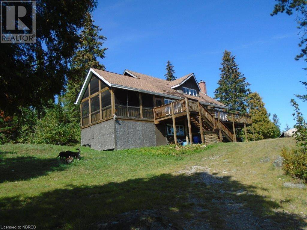 Home for sale at  Island 203 Lake Temagami  Unit 80 Temagami Ontario - MLS: 222506