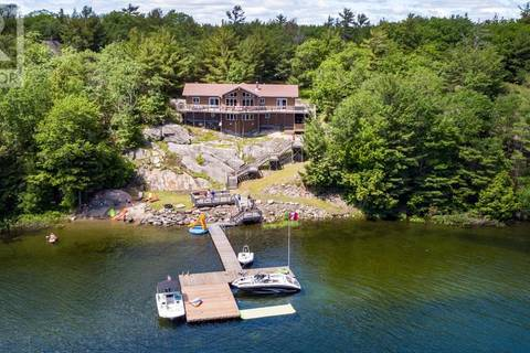 House for sale at  Island 65c Rose Island  Carling Ontario - MLS: 182116