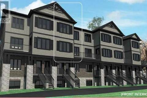 Townhouse for sale at 160 Rochefort St Unit J122 Kitchener Ontario - MLS: 30736301