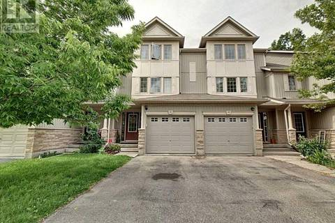 Townhouse for sale at 175 David Bergey Dr Unit J46 Kitchener Ontario - MLS: X4489762