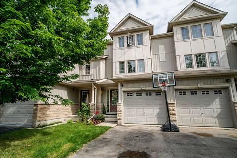 Townhouse for sale at 175 David Bergey Dr Unit J46 Kitchener Ontario - MLS: X4506866