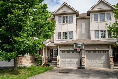 Townhouse for sale at 175 David Bergey Dr Unit J46 Kitchener Ontario - MLS: X4540052