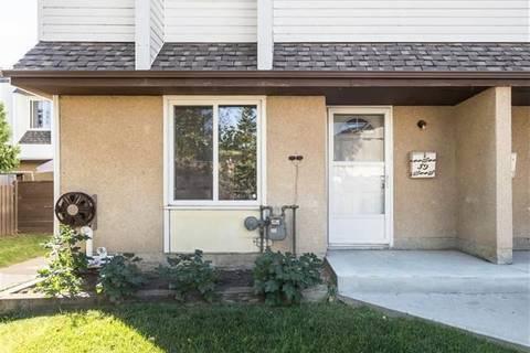 Townhouse for sale at  #j9 Vg Gr Nw Edmonton Alberta - MLS: E4154656