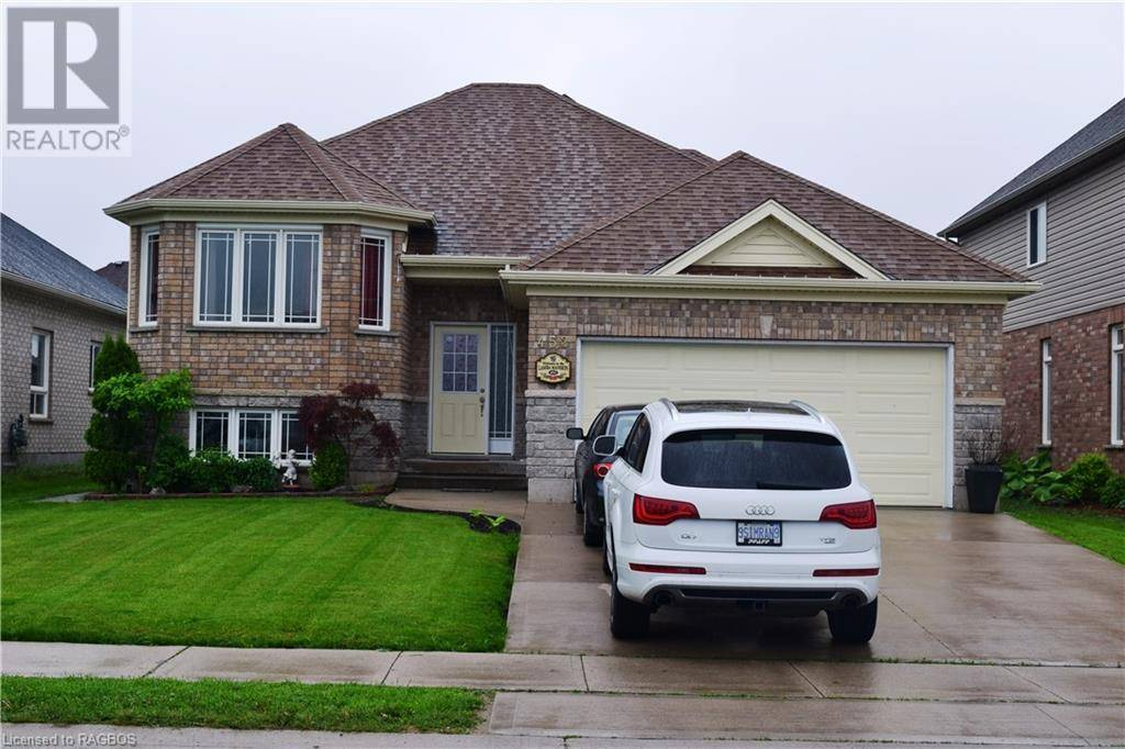 House for sale at  Joseph Street  Port Elgin Ontario - MLS: 204198