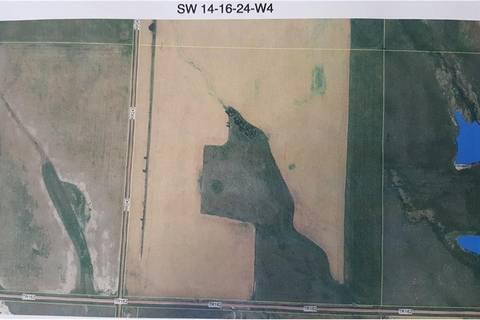 Residential property for sale at  158.99 Acres East Unit Kirkcaldy Rural Vulcan County Alberta - MLS: C4163483