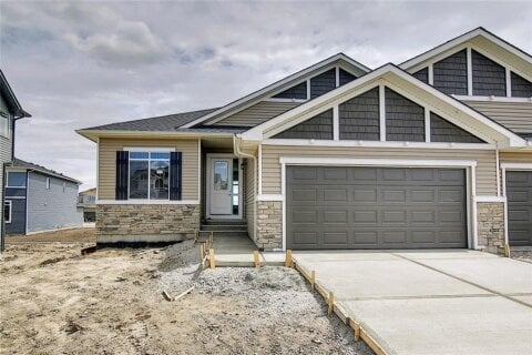 Townhouse for sale at 109 Marina Key Unit Ky Chestermere Alberta - MLS: C4293416