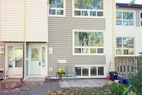 Condo for sale at 15 Banner Rd Unit L Ottawa Ontario - MLS: 1209674