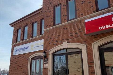 Commercial property for lease at 1033 Mcnicoll Ave Apartment L/Lev Toronto Ontario - MLS: E4388401