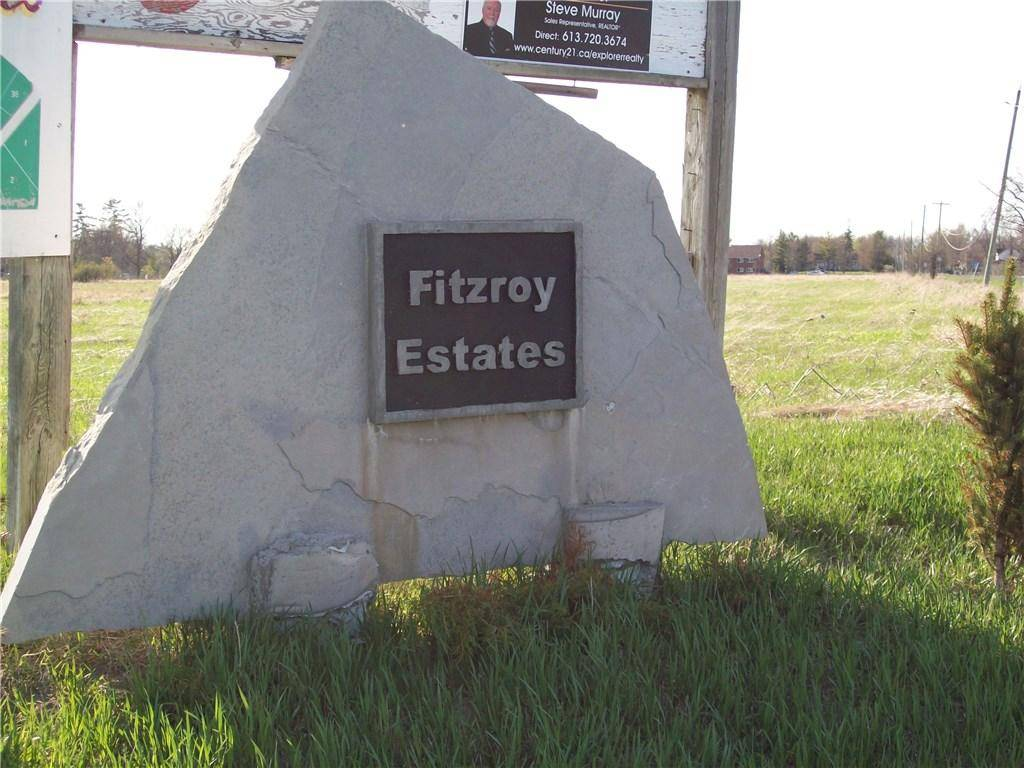 Residential property for sale at 0 Learmonth Ave Unit L15-84 Fitzroy Harbour Ontario - MLS: 1039427