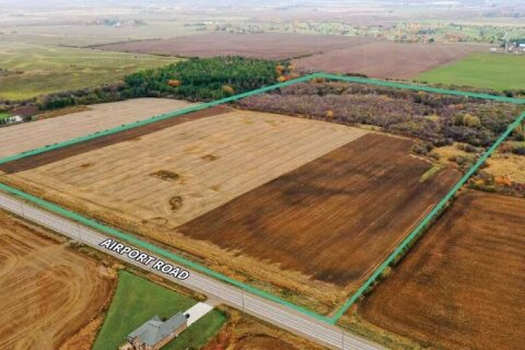 Commercial property for sale at L21 C6 Airport Rd Caledon Ontario - MLS: W4968765