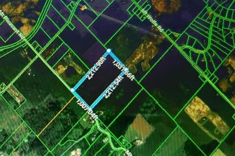 Residential property for sale at L24 C9 Mount Pleasant Rd Caledon Ontario - MLS: W4552752