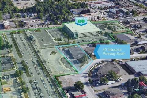 Commercial property for sale at 40 Industrial Pkwy Unit L4G 3W2 Aurora Ontario - MLS: N4884902