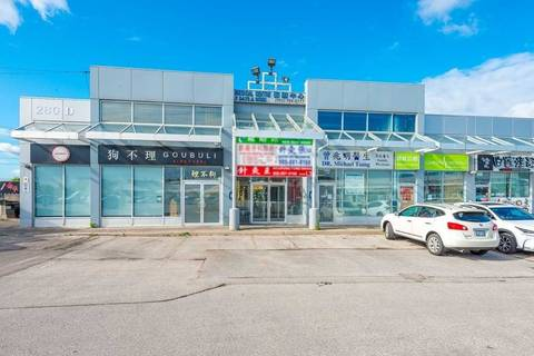 Commercial property for sale at 280 West Beaver Creek Rd Unit L5 Richmond Hill Ontario - MLS: N4636083