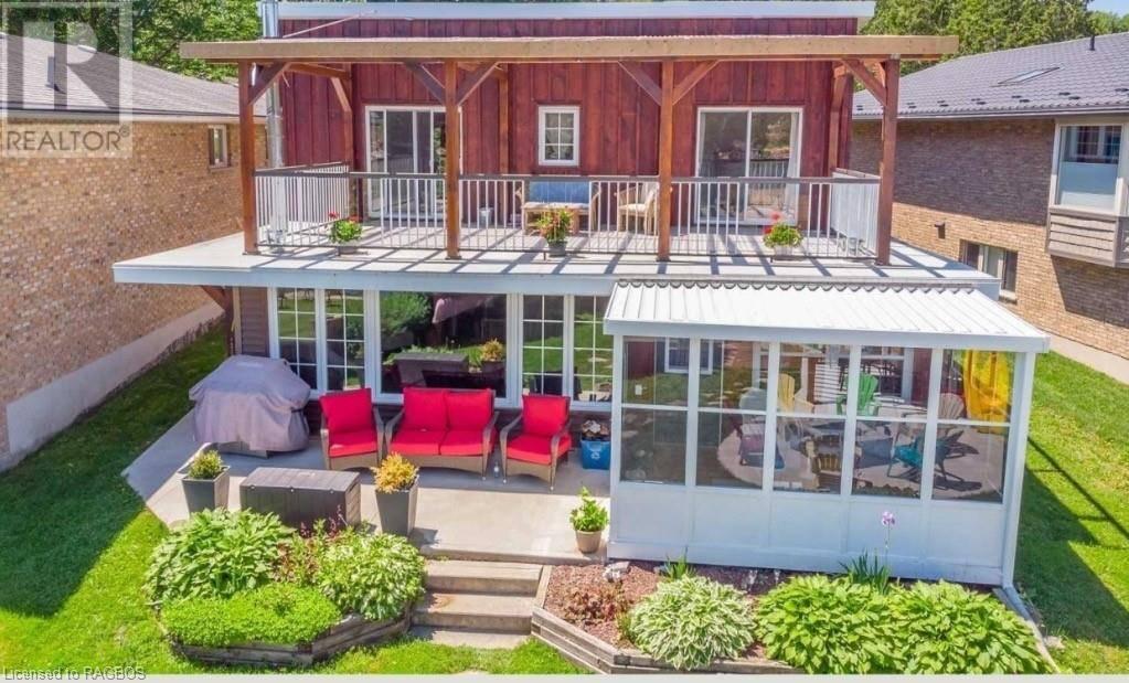 House for sale at  Lake Rosalind Road 4  Unit 429 Brockton Ontario - MLS: 248675