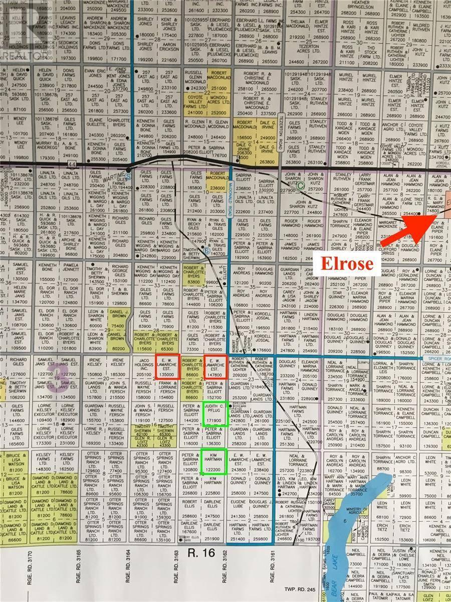 Residential property for sale at  Lamarche Farmland  Monet Rm No. 257 Saskatchewan - MLS: SK799099