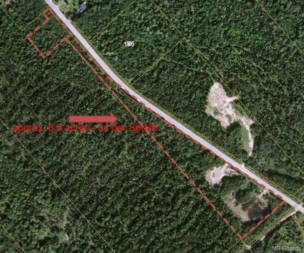 Home for sale at  Parker Rd Unit Land Derby New Brunswick - MLS: NB041274
