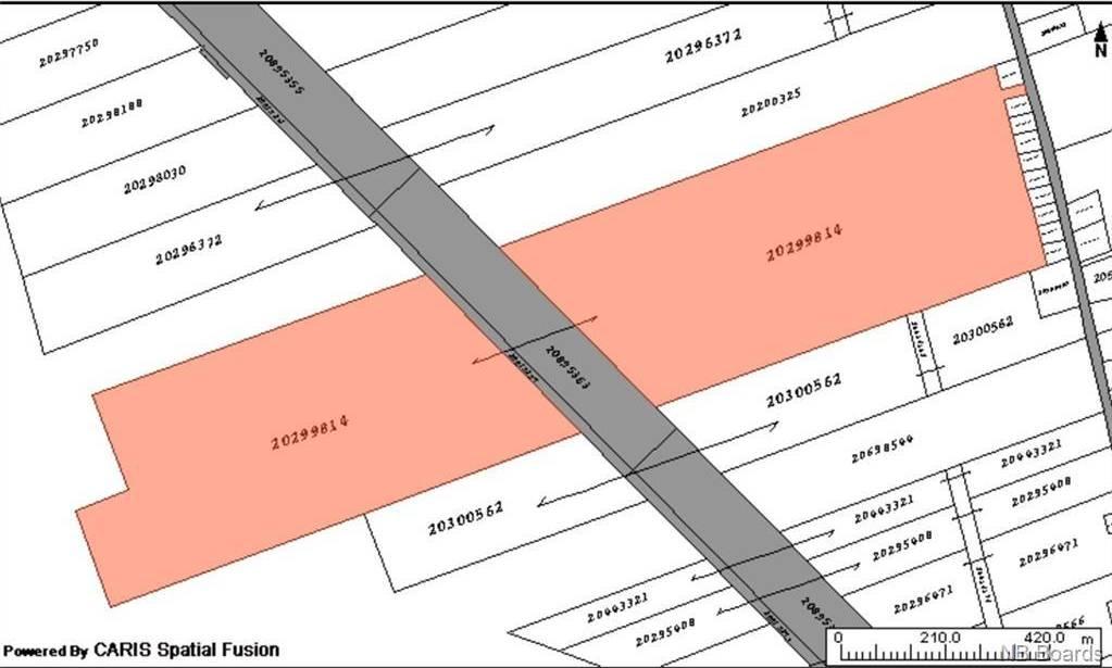 Land Route, Bathurst   Image 1