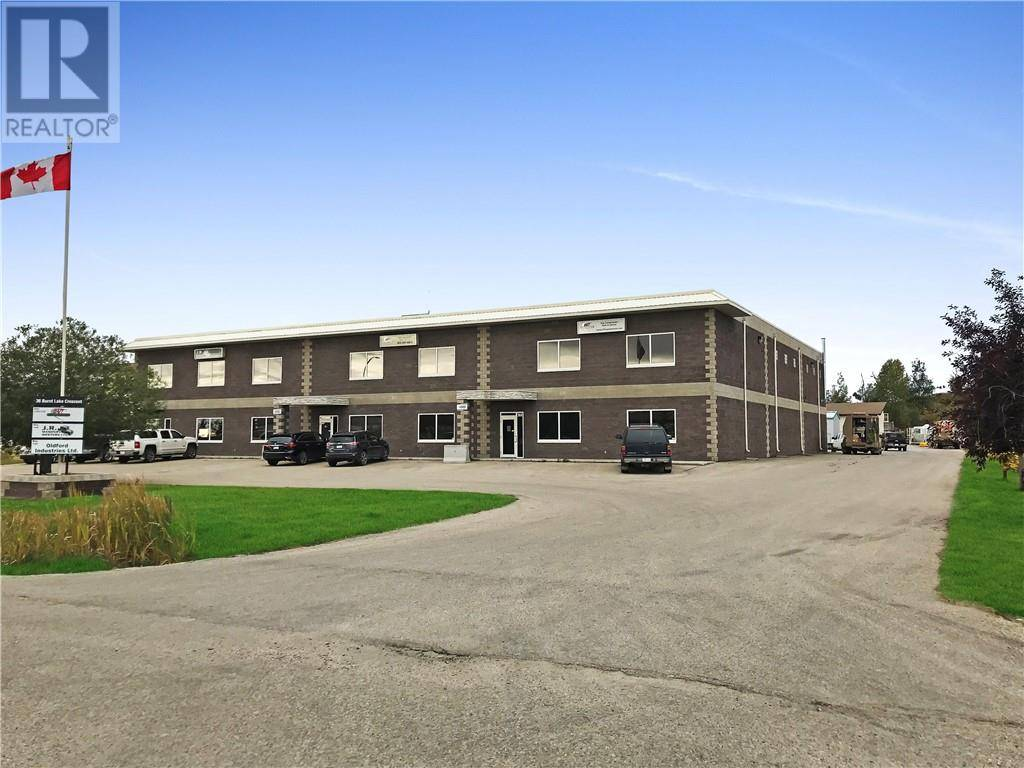 Commercial property for lease at 36 Burnt Lake Cres Apartment Lease Red Deer County Alberta - MLS: ca0179953