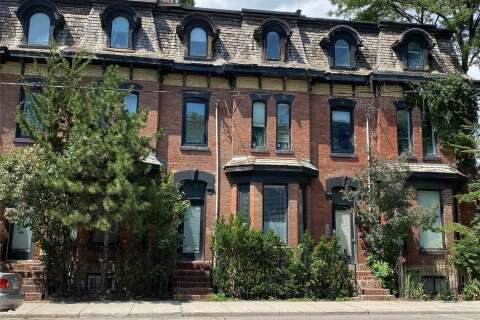 Townhouse for rent at 134 Shuter Street Rd Unit Level 1 Toronto Ontario - MLS: C4820238