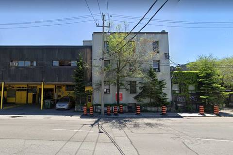 Commercial property for lease at 353 Eastern Ave Apartment Ll 1 Toronto Ontario - MLS: E4582963