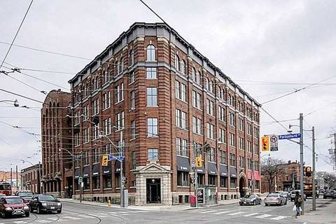 Commercial property for lease at 334 King St Apartment Ll Toronto Ontario - MLS: C4570311