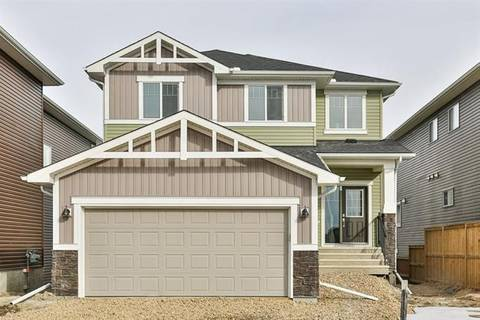 House for sale at 197 Bayside Lp Unit Lo Airdrie Alberta - MLS: C4289296