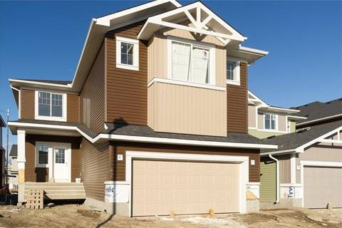 House for sale at 201 Bayside Lp Southwest Unit Lo Airdrie Alberta - MLS: C4274653