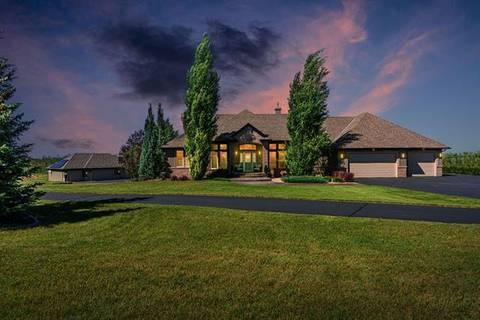 House for sale at 30 Shannon Lp Unit Lo De Winton Alberta - MLS: C4272984