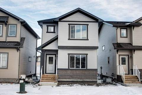 House for sale at 48 Reunion Lp Unit Lo Airdrie Alberta - MLS: C4286350