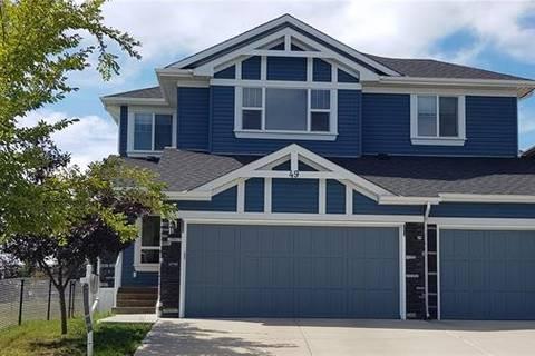 House for sale at 49 Drake Landing Lp Unit Lo Okotoks Alberta - MLS: C4248488