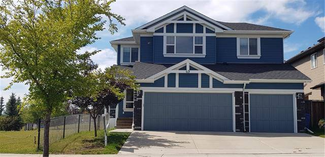 House for sale at 49 Drake Landing Lp Unit Lo Okotoks Alberta - MLS: C4282889
