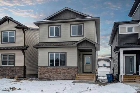 House for sale at 56 Reunion Lp Unit Lo Airdrie Alberta - MLS: C4286351