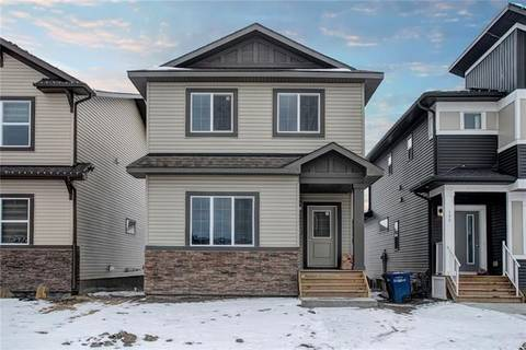 House for sale at 76 Reunion Lp Unit Lo Airdrie Alberta - MLS: C4279386