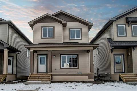 House for sale at 80 Reunion Lp Unit Lo Airdrie Alberta - MLS: C4233098