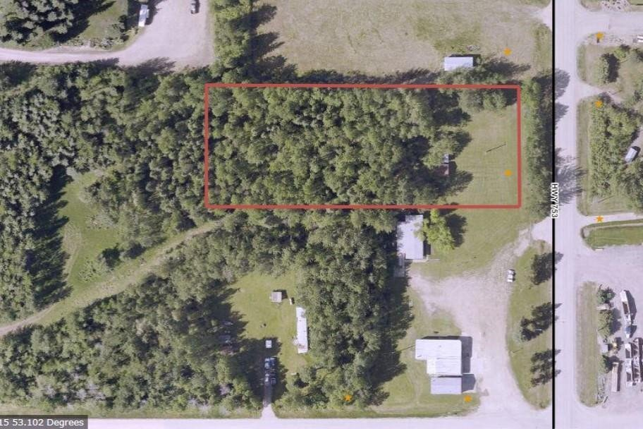 Residential property for sale at 5402 50 St Unit LODGEPOLE Rural Brazeau County Alberta - MLS: E4184628