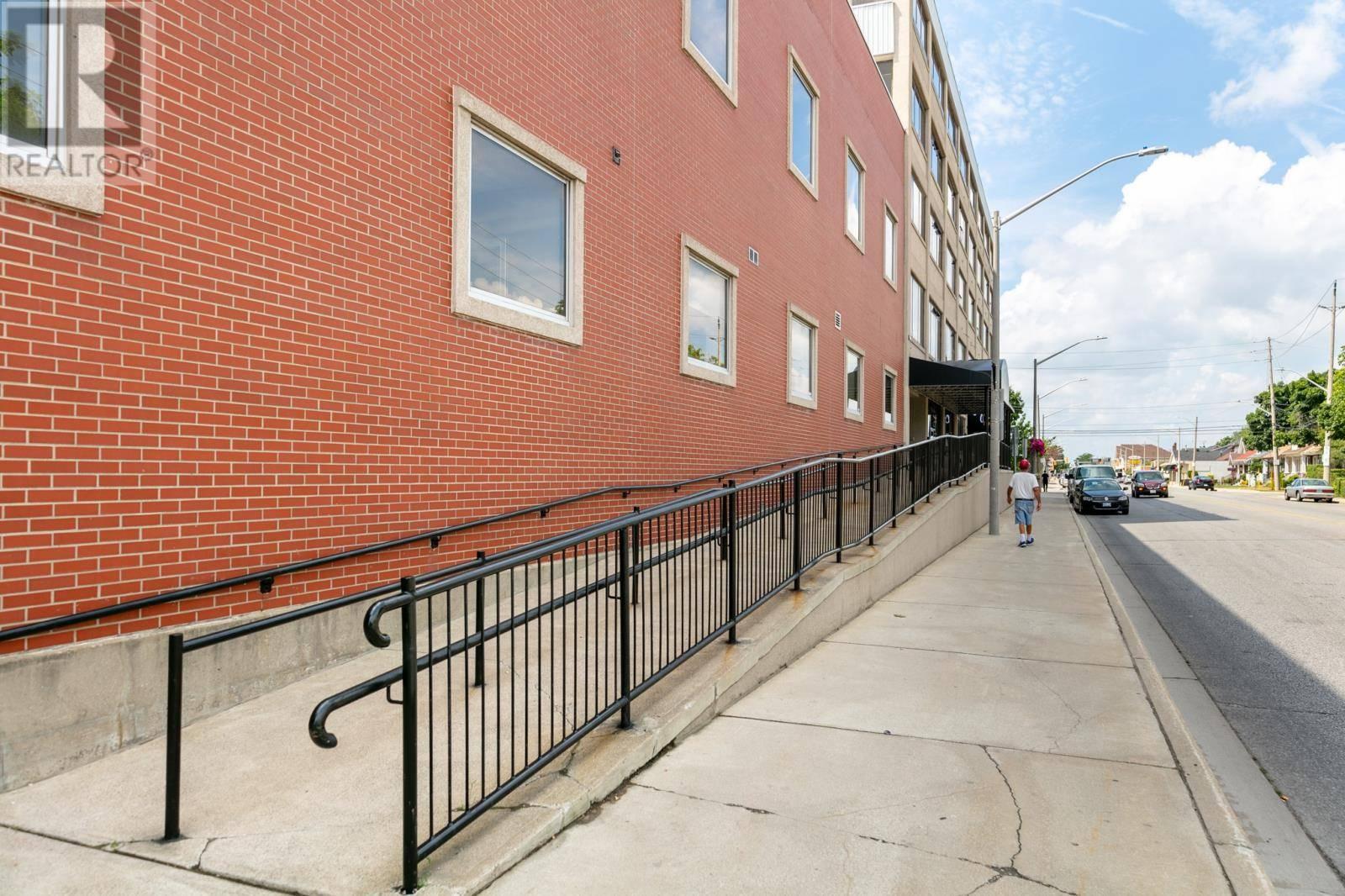 Apartment for rent at 2109 Ottawa  Unit LOFT - 209 Windsor Ontario - MLS: 19025637