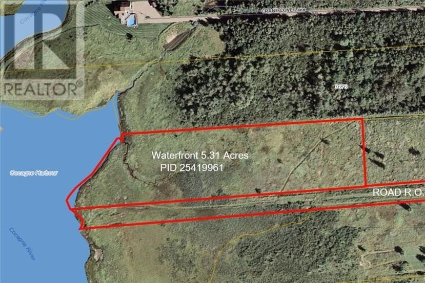 Home for sale at Lot 08-1 Route 530  Grande Digue New Brunswick - MLS: M130670