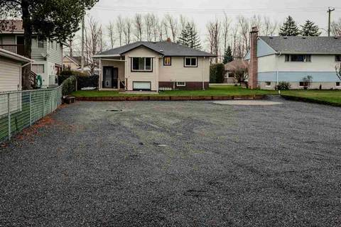 Home for sale at 45424 Wells Rd Unit LOT 1 Chilliwack British Columbia - MLS: R2423503